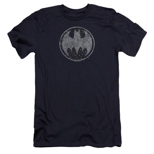 Image for Batman Premium Canvas Premium Shirt - Starry Night Shield