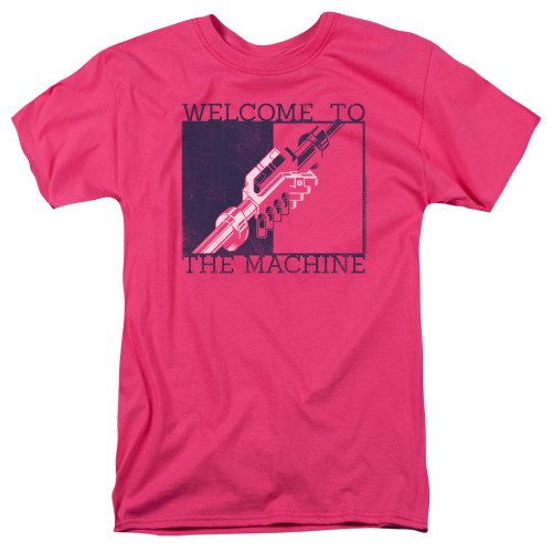 Image for Pink Floyd T-Shirt - Welcome to the Machine 2