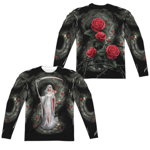 Image for Anne Stokes Sublimated Long Sleeve - Life Blood