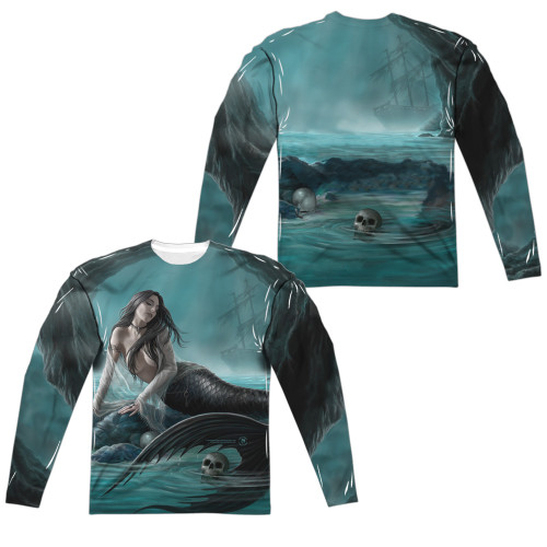Image for Anne Stokes Sublimated Long Sleeve - Sirens Lament