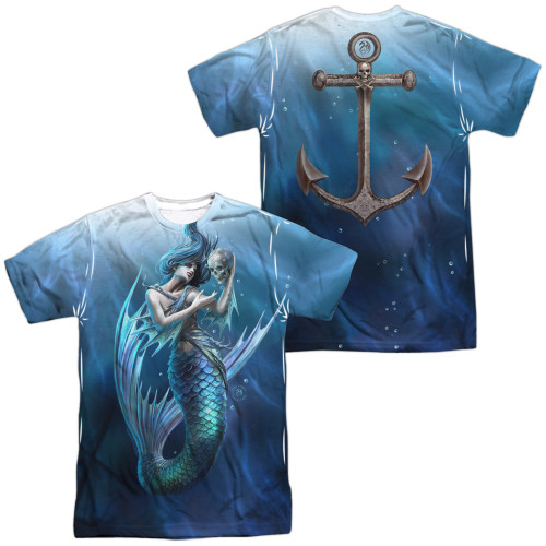 Image for Anne Stokes Sublimated T-Shirt - Sailors Ruin 100% Polyester