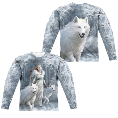 Image for Anne Stokes Sublimated Long Sleeve - Winter Guardians