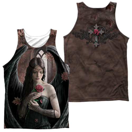 Image for Anne Stokes Sublimated Tank Top - Angels Rose
