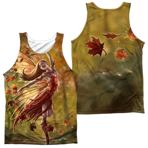 Image for Anne Stokes Sublimated Tank Top - Autumn Fairy