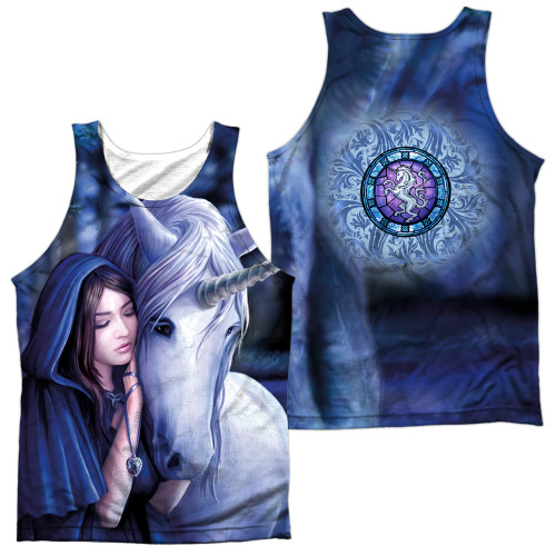 Image for Anne Stokes Sublimated Tank Top - Solace