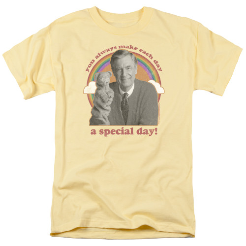 Image for Mr. Rogers T-Shirt - A Special Day