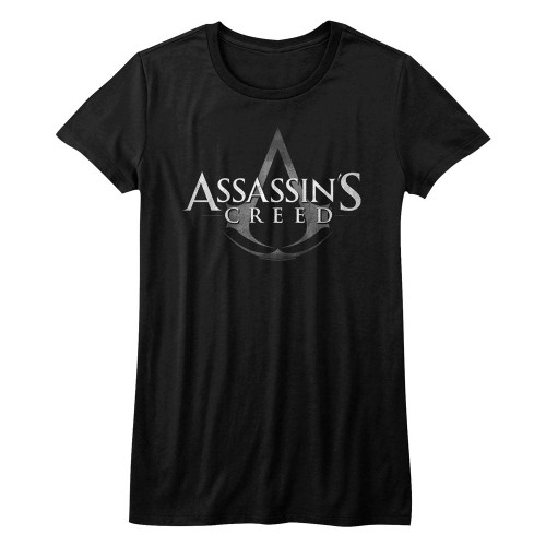 Image for Assassin's Creed Girls T-Shirt - Logo with Symbol