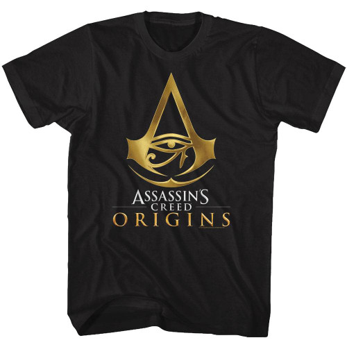 Image for Assassin's Creed Origins Logo T-Shirt