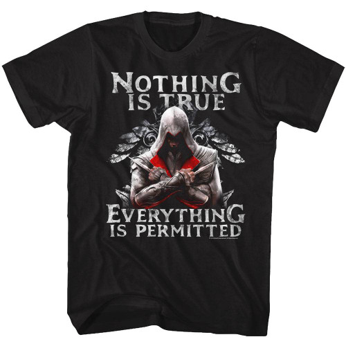 Image for Assassin's Creed True Permitted T-Shirt