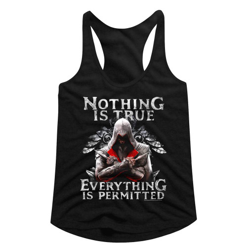 Image for Assassin's Creed Juniors Tank Top - True Permitted
