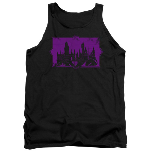 Image for Fantastic Beasts: the Crimes of Grindelwald Tank Top - Howarts Silhouette