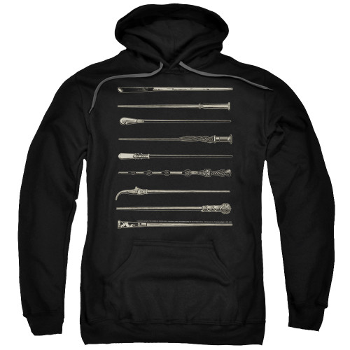 Image for Fantastic Beasts: the Crimes of Grindelwald Hoodie - Wands