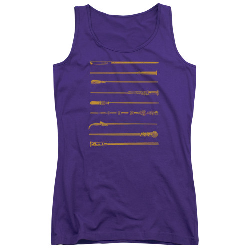 Image for Fantastic Beasts: the Crimes of Grindelwald Girls Tank Top - The Wands