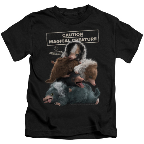 Image for Fantastic Beasts: the Crimes of Grindelwald Cuddle Puddle Kid's T-Shirt