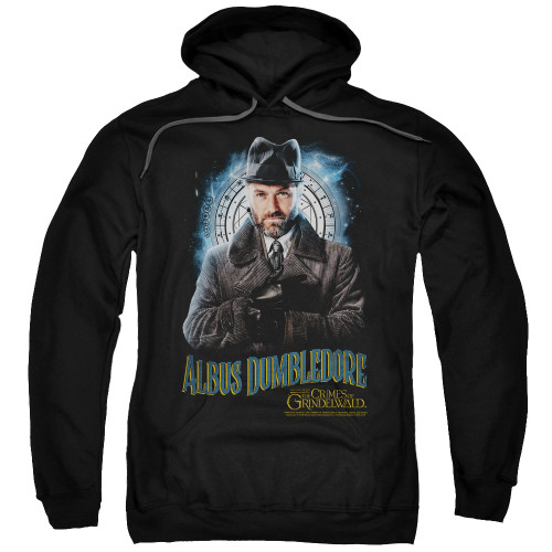 Image for Fantastic Beasts: the Crimes of Grindelwald Hoodie - Dumbledore