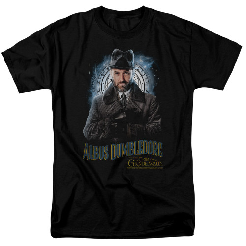 Image for Fantastic Beasts: the Crimes of Grindelwald T-Shirt - Dumbledore