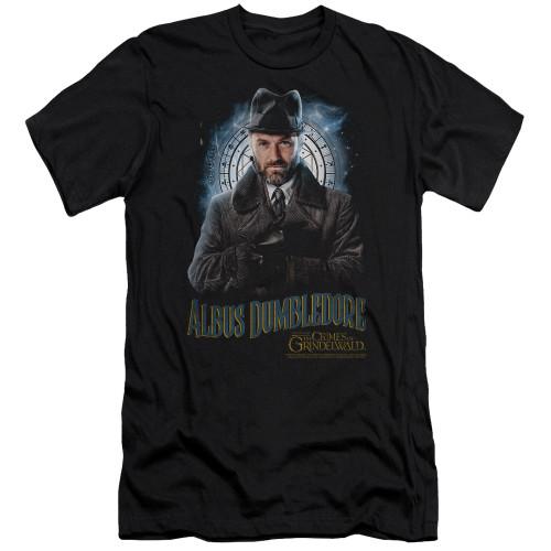 Image for Fantastic Beasts: the Crimes of Grindelwald Premium Canvas Premium Shirt - Dumbledore