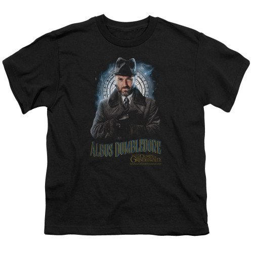 Image for Fantastic Beasts: the Crimes of Grindelwald Youth T-Shirt - Dumbledore