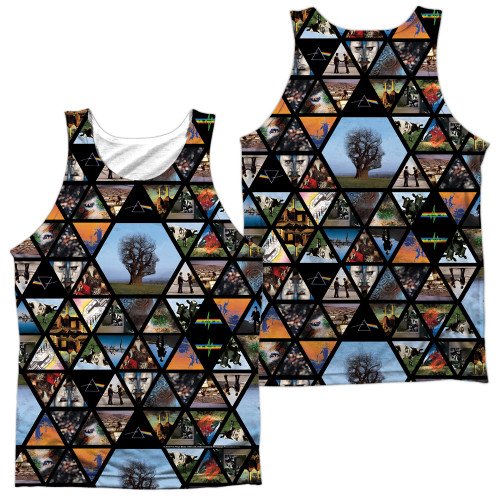 Image for Pink Floyd Sublimated Tank Top - Photographs