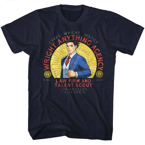 Image for Ace Attorney Wright AnYhing T-Shirt
