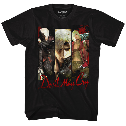 Image for Devil May Cry Trio T-Shirt