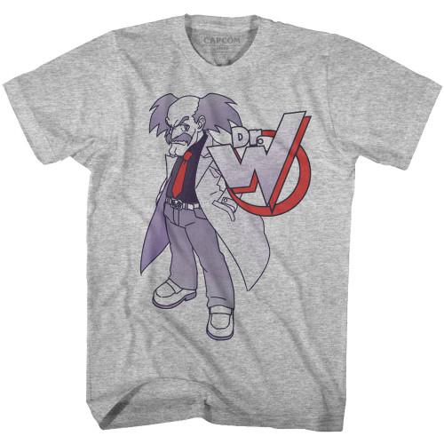 Image for Mega Man Dr. Willy T-Shirt