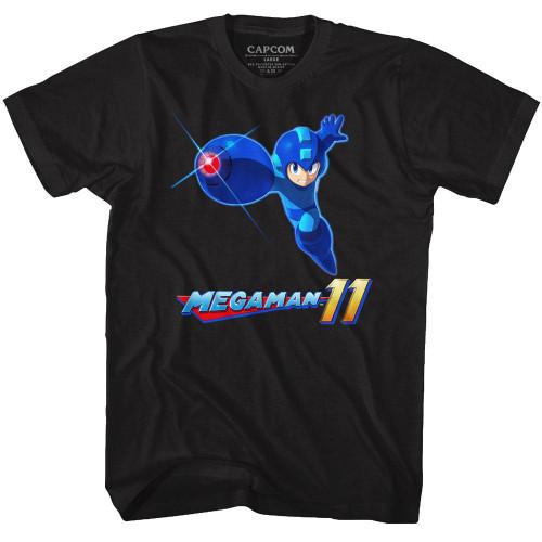 Image for Megaman Mega 11 T-Shirt