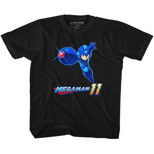 Image for Megaman Mega 11 Toddler T-Shirt