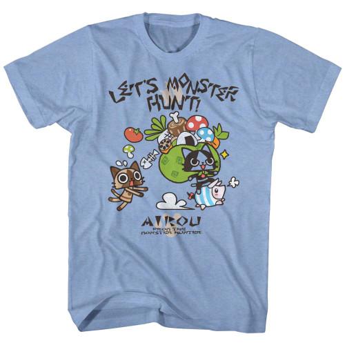 Image for Monster Hunter Airou Hunter T-Shirt