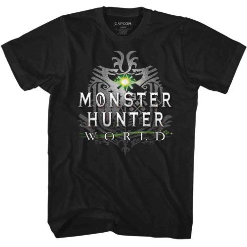 Image for Monster Hunter MHW Logo T-Shirt
