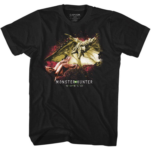 Image for Monster Hunter Monster Emblem T-Shirt