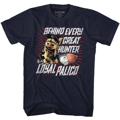 Image for Monster Hunter Loyal Palico T-Shirt