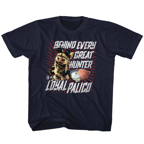 Image for Monster Hunter Loyal Palico Toddler T-Shirt