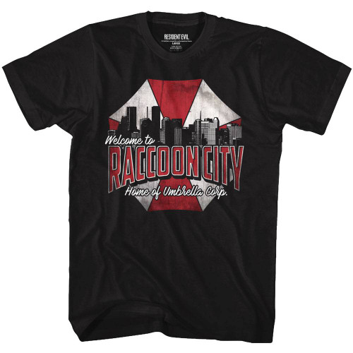 Image for Resident Evil Racoon City T-Shirt