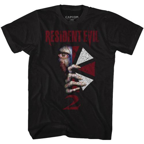 Image for Resident Evil RE2 Cover T-Shirt