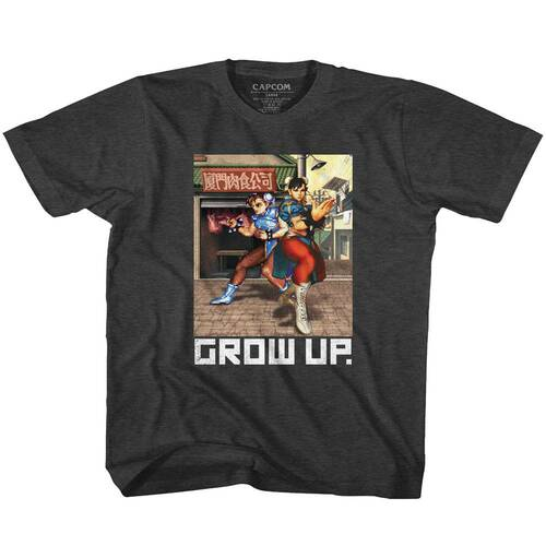 Image for Street Fighter Grow Up Toddler T-Shirt