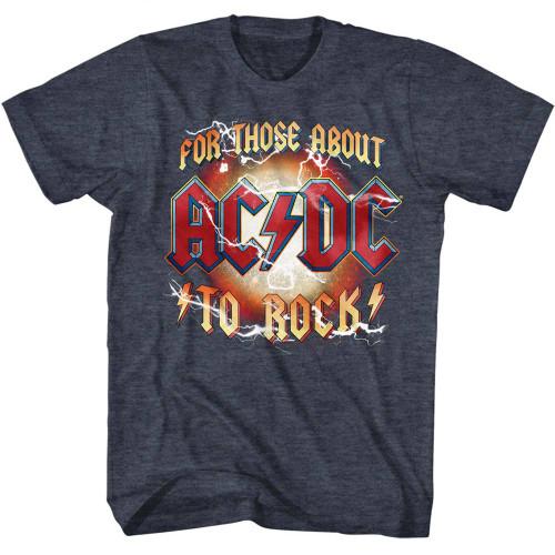 Image for AC/DC T-Shirt - RWB Classic