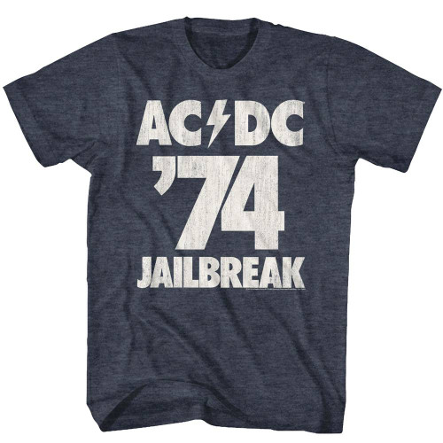 Image for AC/DC T-Shirt - Jailbreak Classic