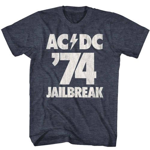 Image for AC/DC T-Shirt - Jailbreak Classic