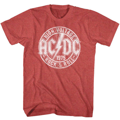 Image for AC/DC T-Shirt - R&R Classic