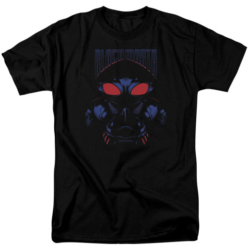Image for Aquaman Movie T-Shirt - Black Manta