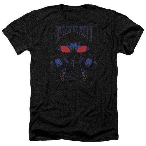 Image for Aquaman Movie Heather T-Shirt - Black Manta
