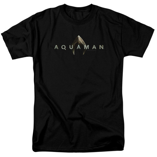 Image for Aquaman Movie T-Shirt - Logo