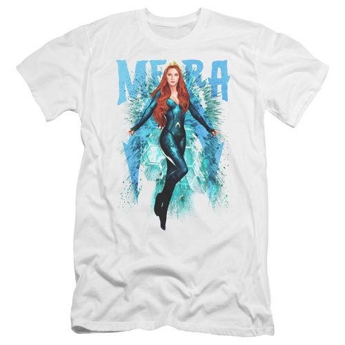 Image for Aquaman Movie Premium Canvas Premium Shirt - Mera