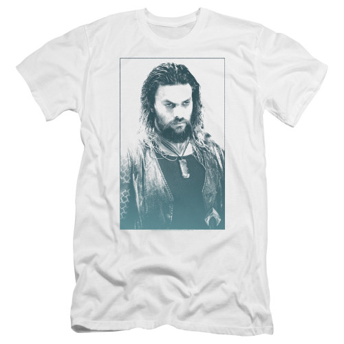 Image for Aquaman Movie Premium Canvas Premium Shirt - Salt of the Sea