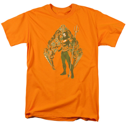 Image for Aquaman Movie T-Shirt - Shells