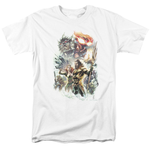 Image for Aquaman Movie T-Shirt - King of Atlantis