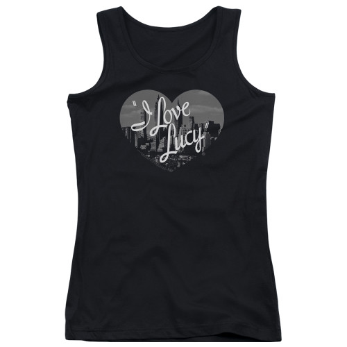 Image for I Love Lucy Girls Tank Top - Nostalgic City