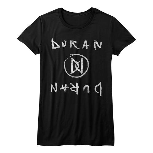 Image for Duran Duran Girls T-Shirt - DD Reverse
