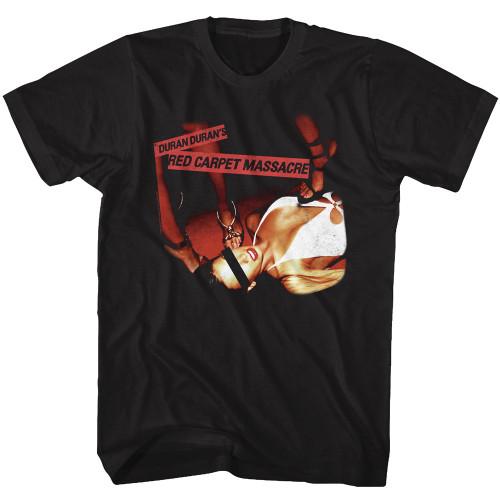 Image for Duran Duran T-Shirt - Red Carpet